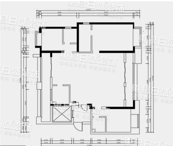 孙林设计师平面布置