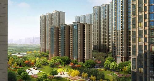 广华新城热装楼盘