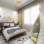 兰州室内装修设计儿童房装修需要注意哪些因素?
