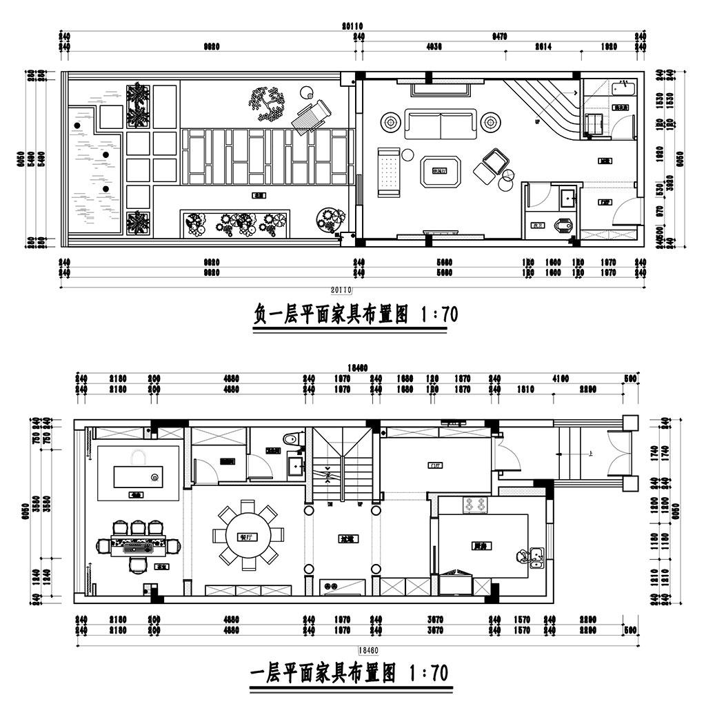 440㎡别墅简欧风格装修效果图装修设计理念