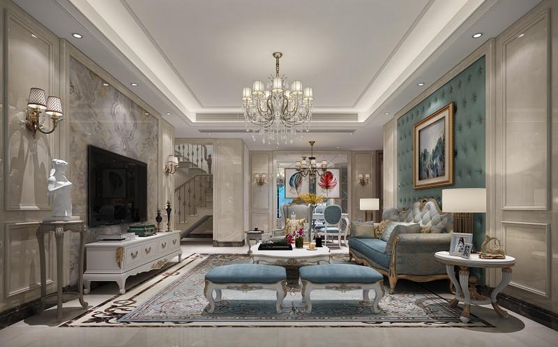 深圳别墅装修学会这几招,打造低调奢华有内涵的家