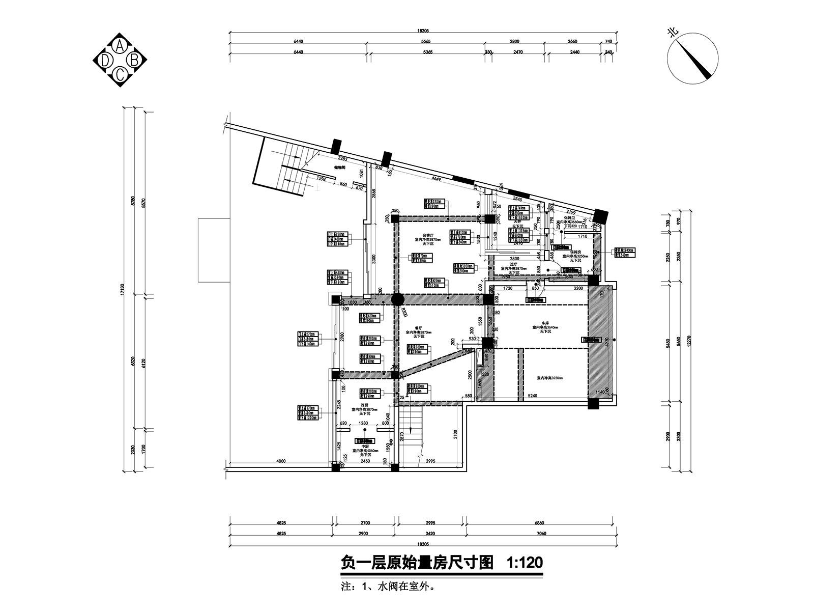 350㎡联排别墅现代轻奢风格丨麓湖隐溪岸装修案例装修设计理念
