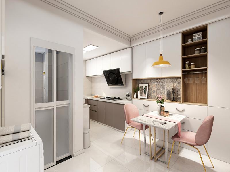 120平米房子装修-餐厅