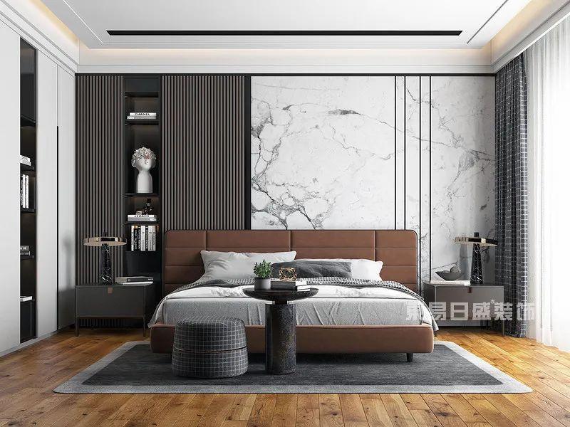 270㎡现代轻奢卧室别墅设计