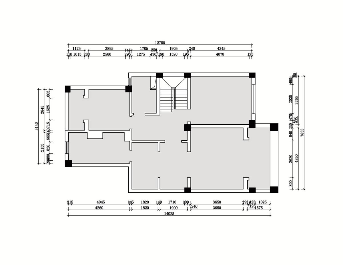 扬州奥园观庭别墅278平现代美式装修设计理念