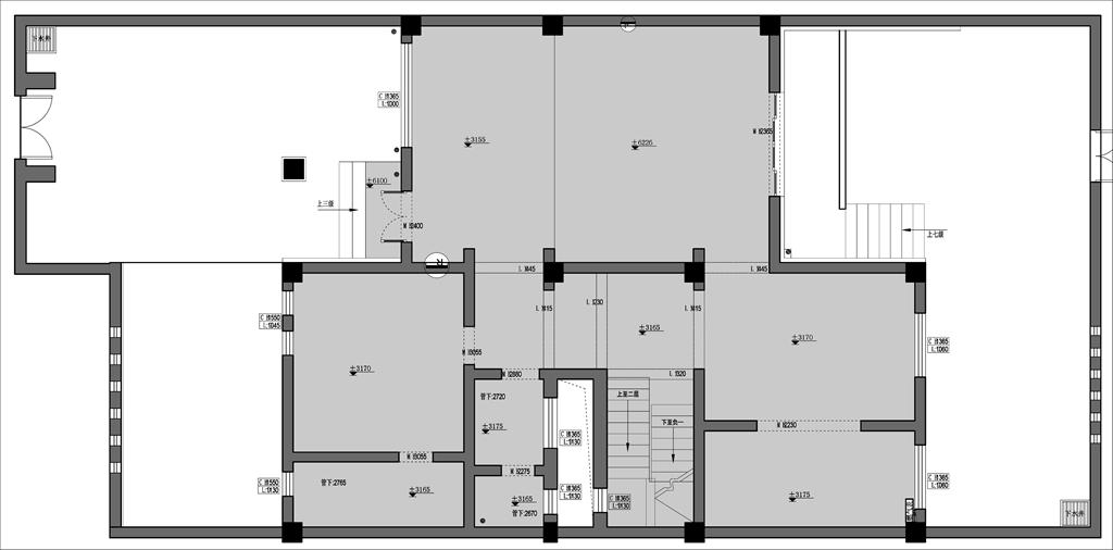 联盟新城美式风格400㎡装修效果图装修设计理念