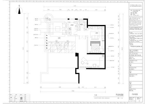 兰州尚东佳苑-196平米-欧式风格四居室装修效果图装修设计理念