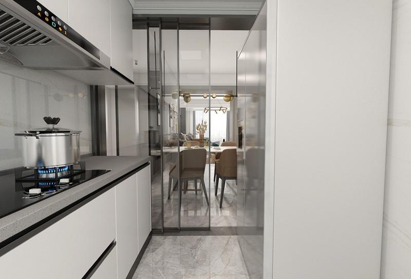 现代简约设计风格别墅装修设计方案如何做合理布局和软装?