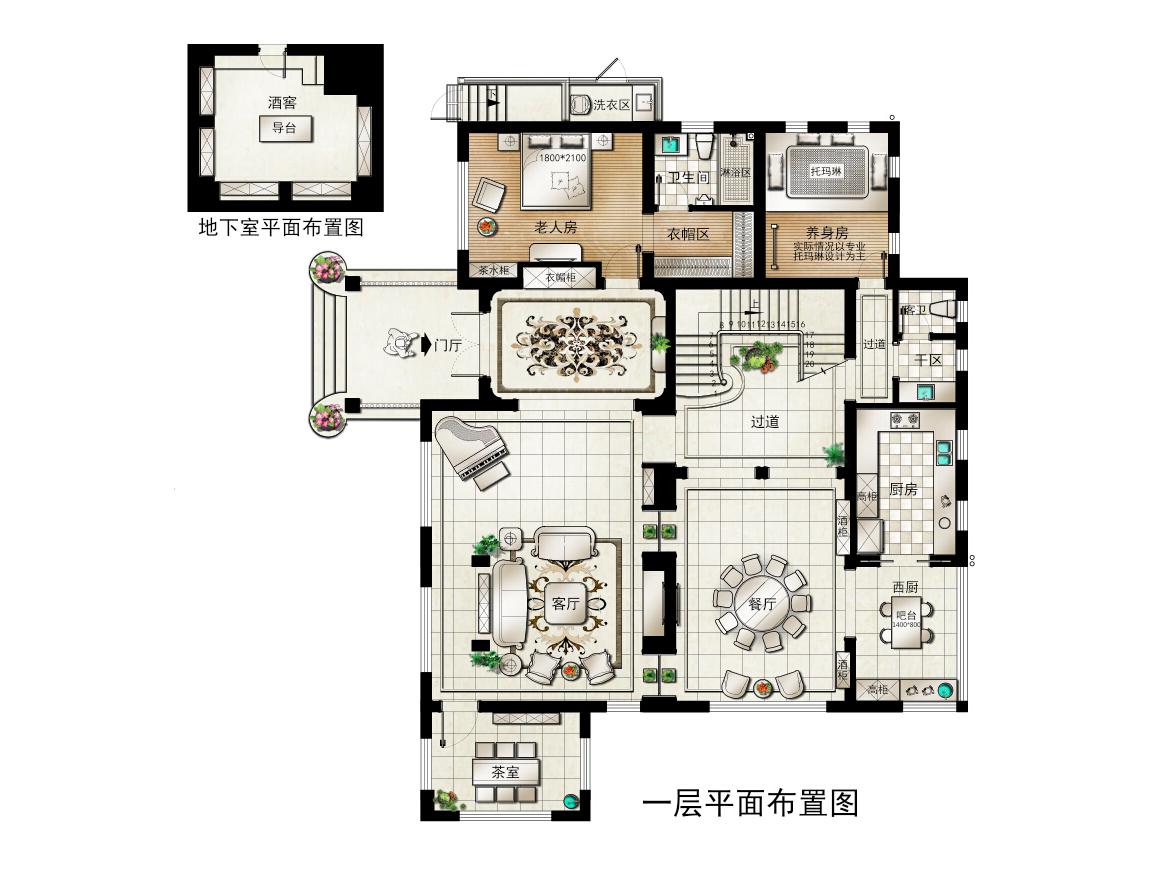 奉化自建房龙溪路9号自建房新古典风格装修设计理念