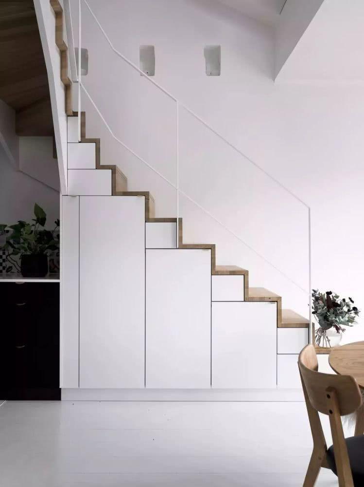 楼梯下面如何装修-装修案例