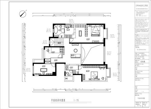 天庆山河一品360平复式欧式风格装修案例效果图装修设计理念