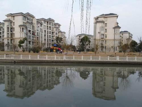 西安湖城大境装修楼盘