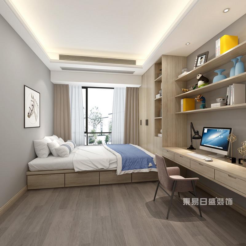 卧室装修效果图-佛山装修公司
