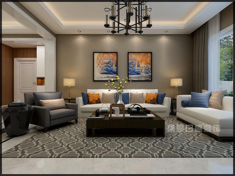 现代简约风格装修设计有几个装饰要素特