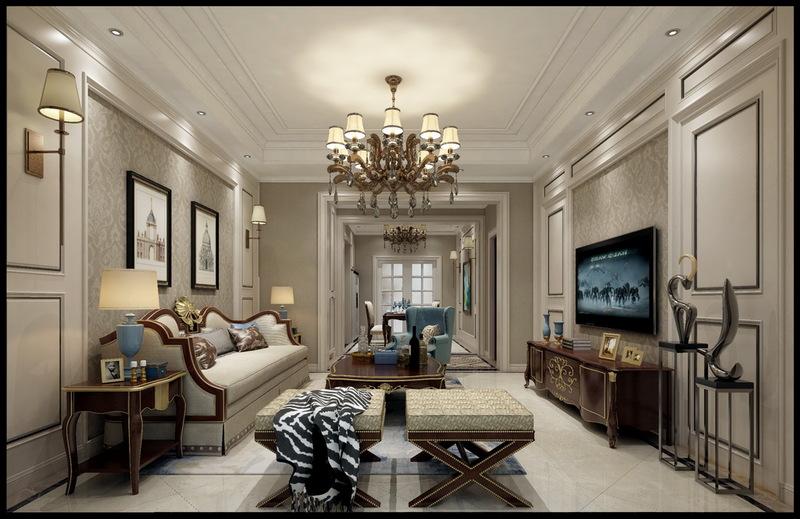 现代简约风格装修设计有几个装饰要素特点