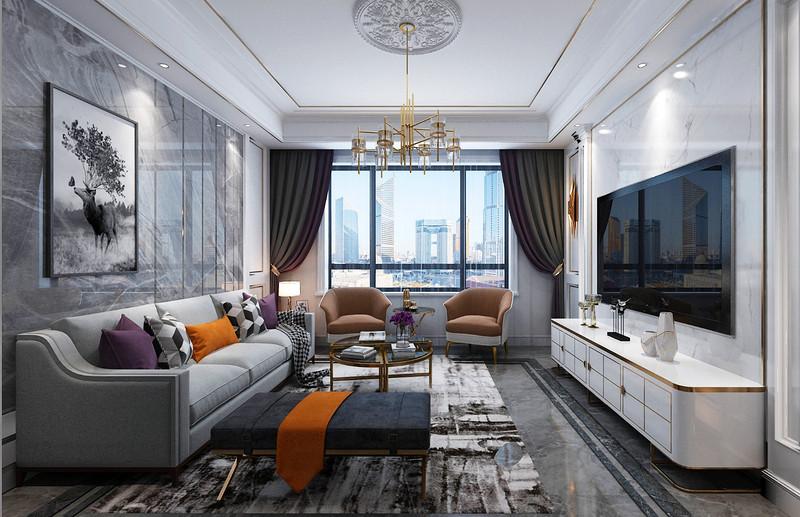客厅设计与装修方法