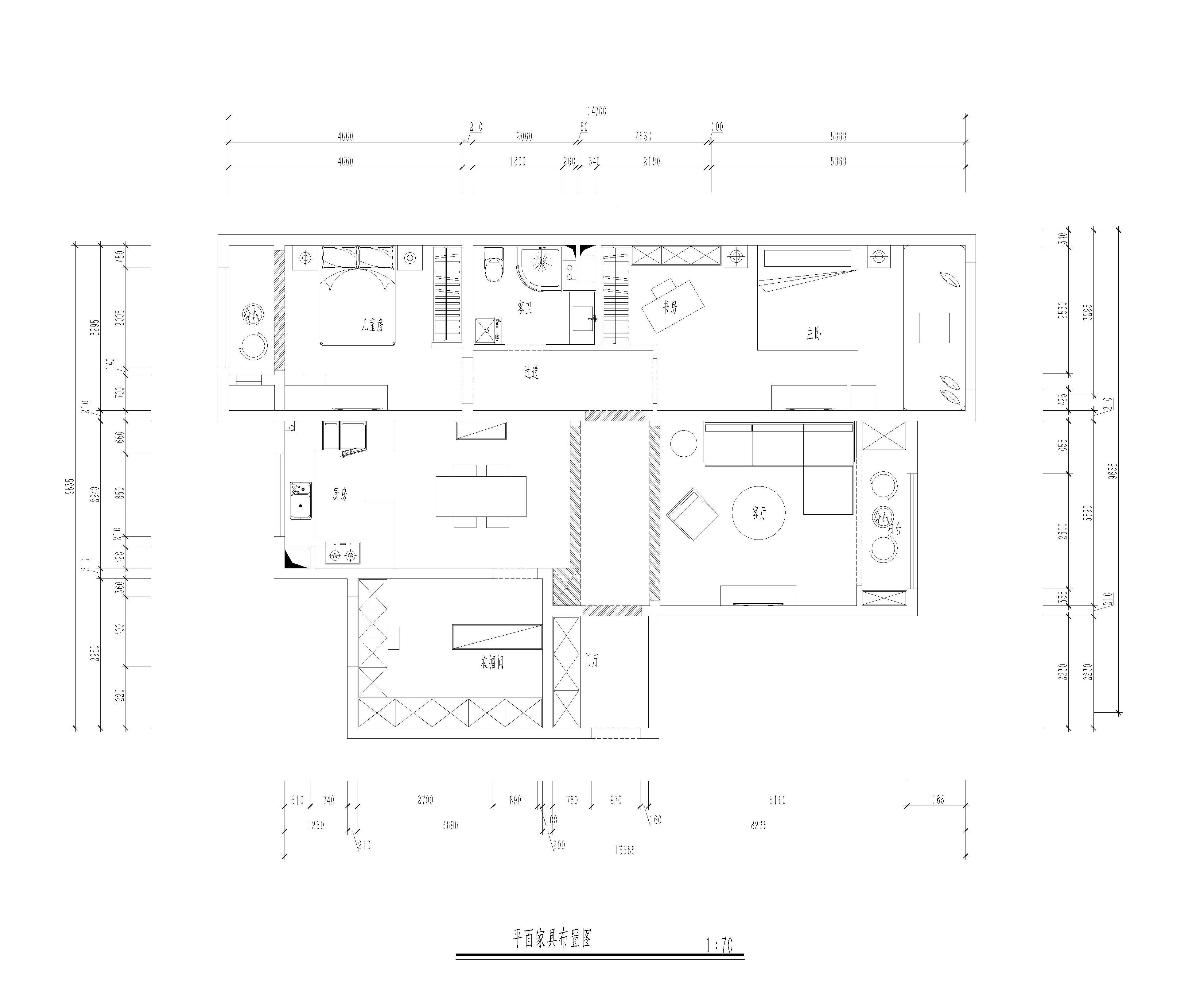 k2玉兰湾  现代简约  家庭装修  138平装修设计理念