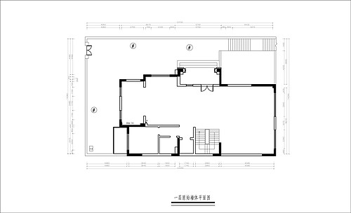《奢华绝地》滇池ONE980㎡混搭风格装修效果图装修设计理念
