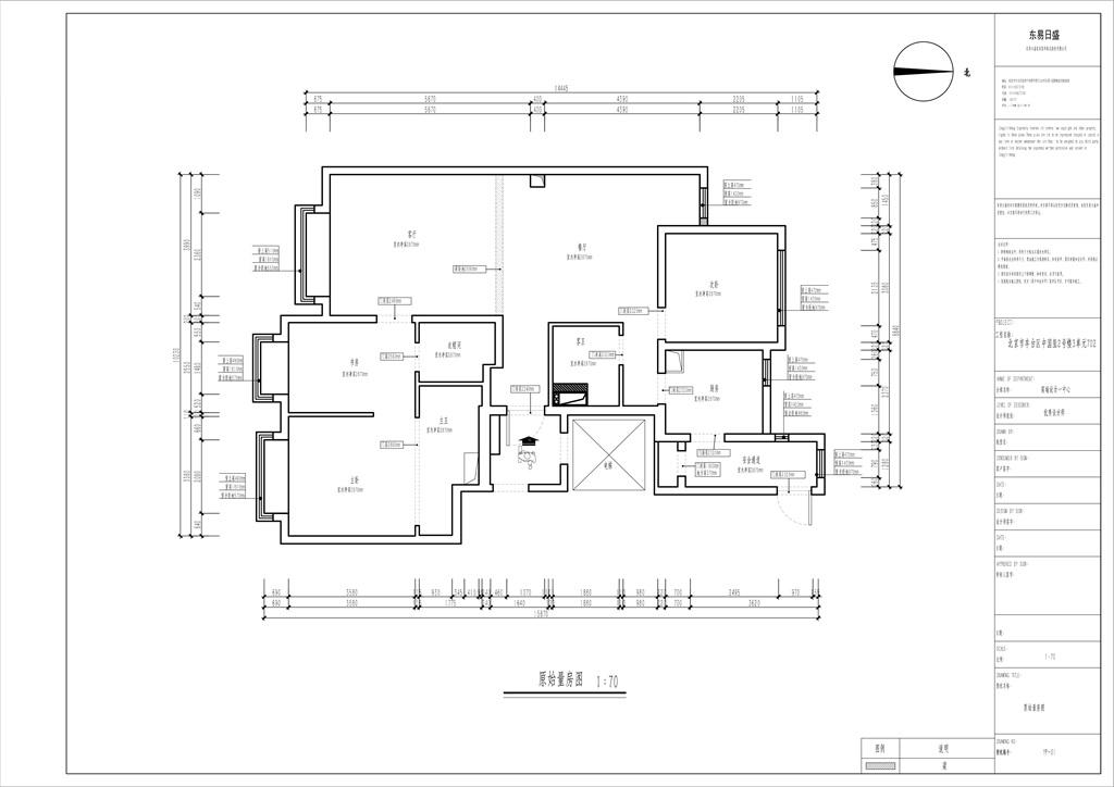 中国玺-147平米-简欧风格装修效果图装修设计理念