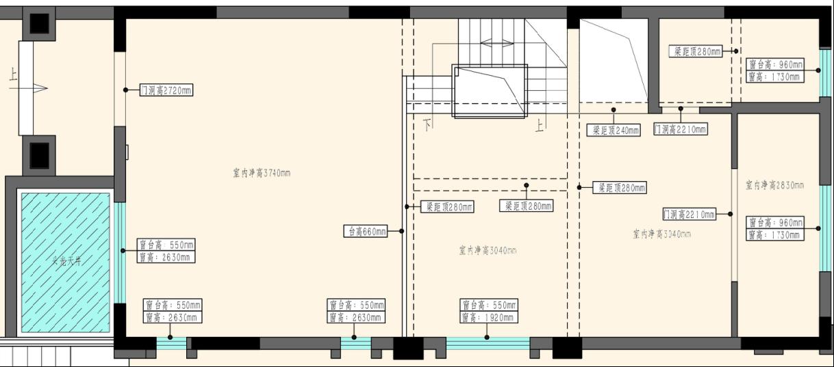 LOL竞猜央墅500平米别墅极简风格装修效果图装修设计理念