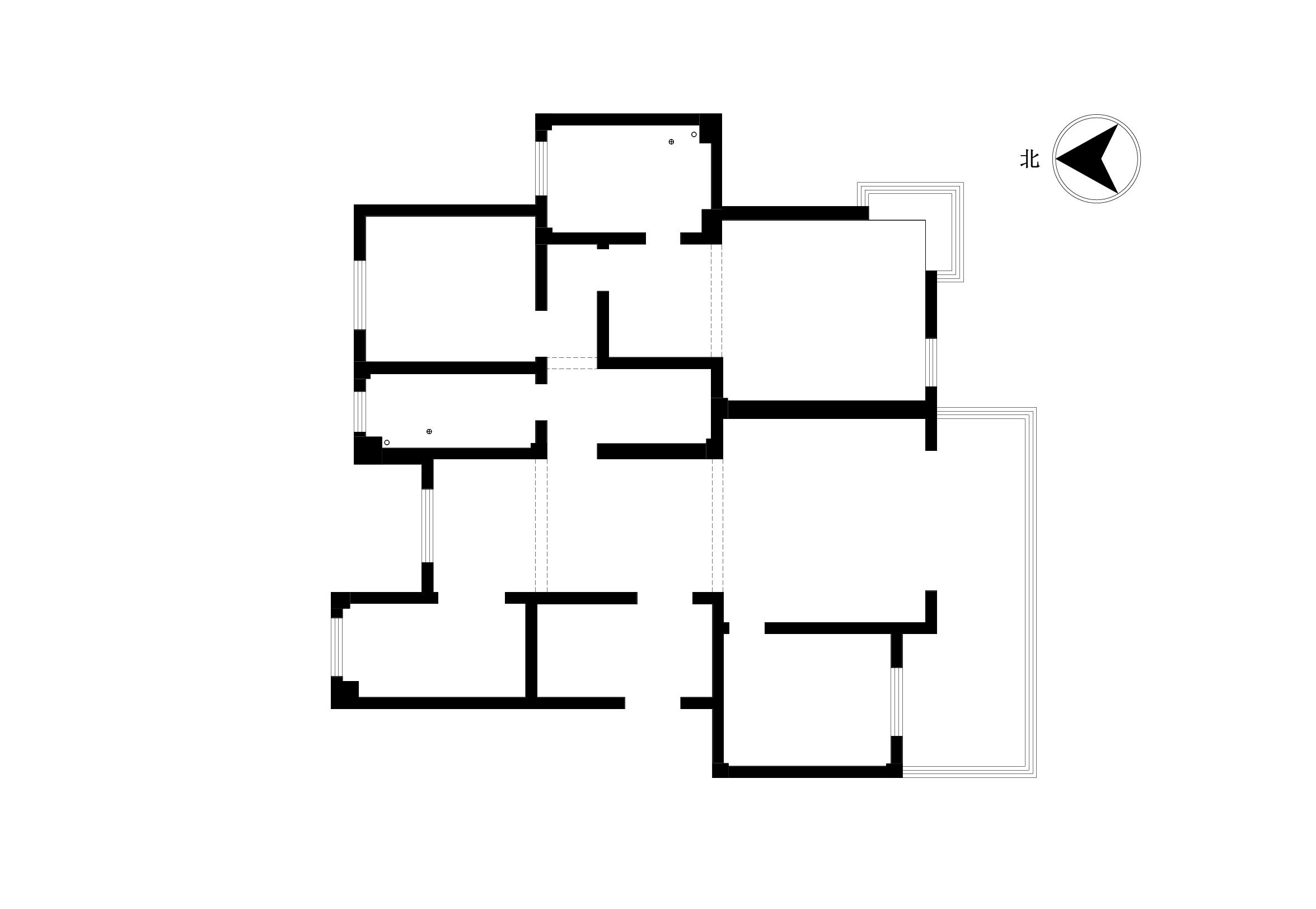 翡翠公园 简欧风格147平米装修设计理念