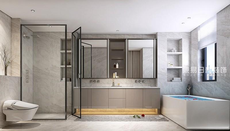 提升家居生活幸福感的6个卫生间装修小技巧!