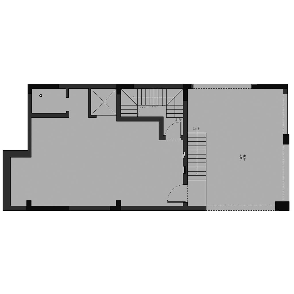 金丰-观湖铂庭 现代风格 322平装修设计理念