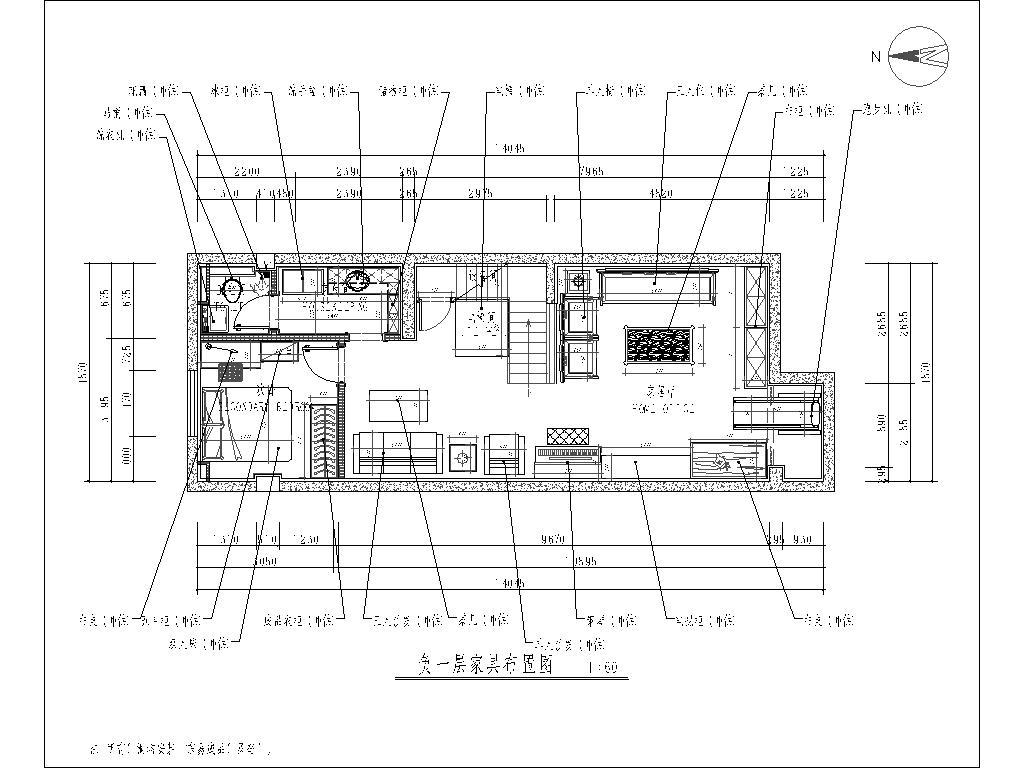 诺沙湾 350平米设计案例 法式装修效果图装修设计理念