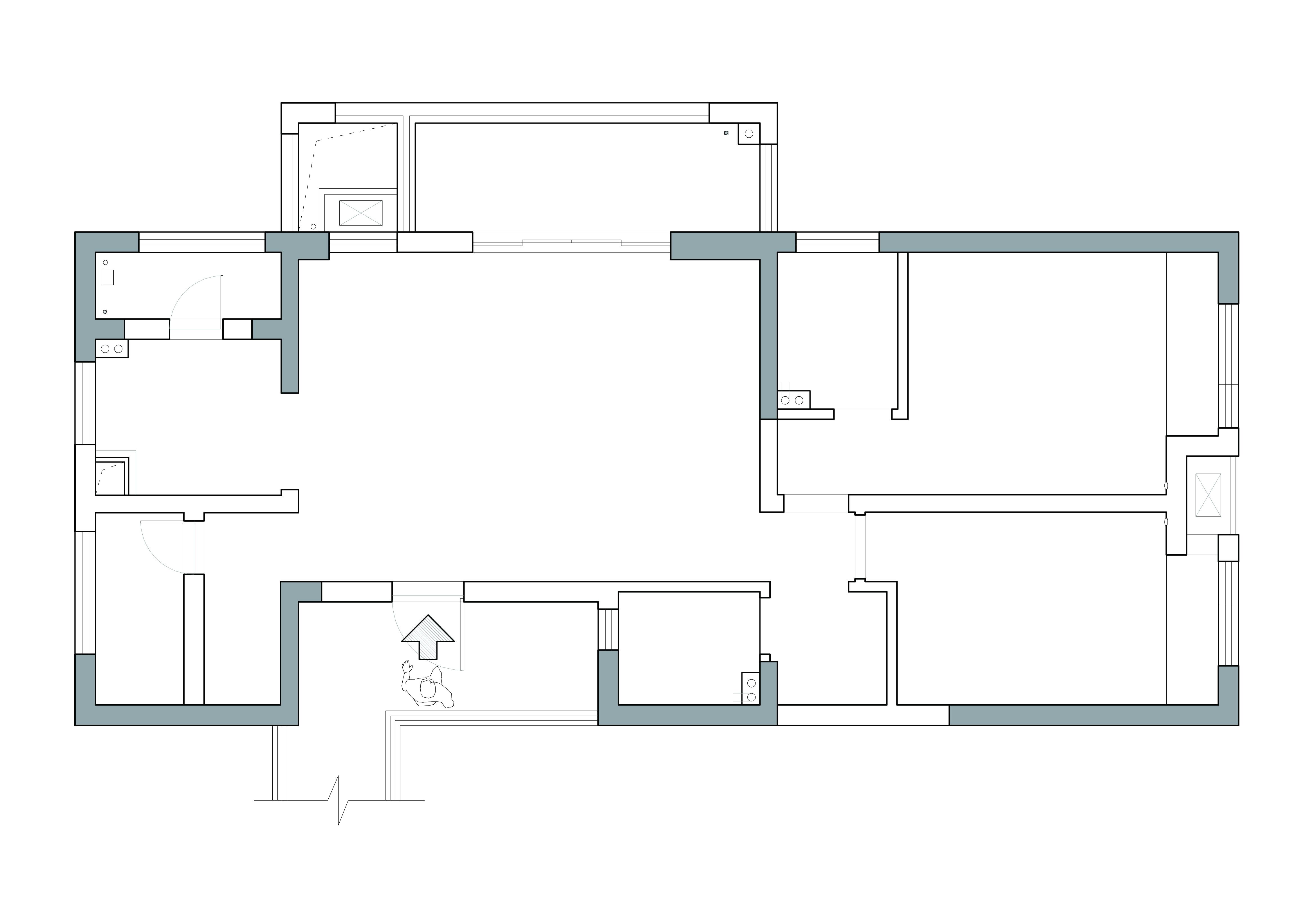 金科世界城-现代简约-122㎡装修设计理念
