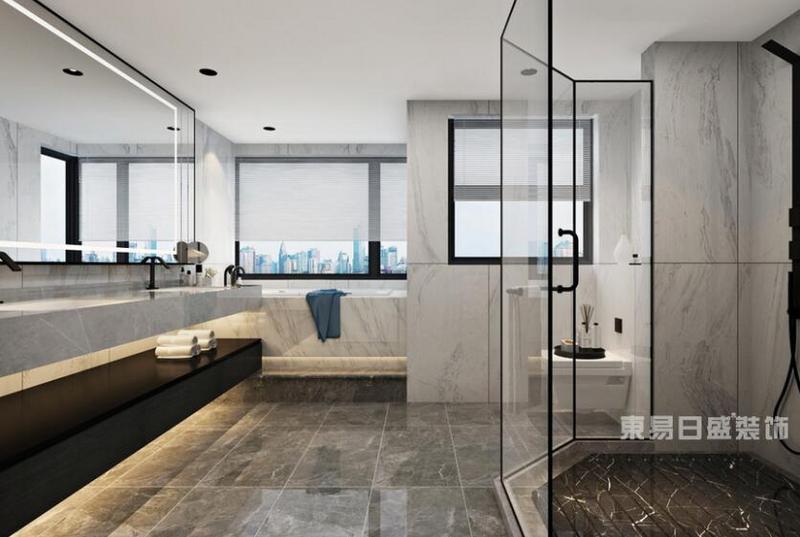 卫生间装修价格高低不同,由多重因素来决定!