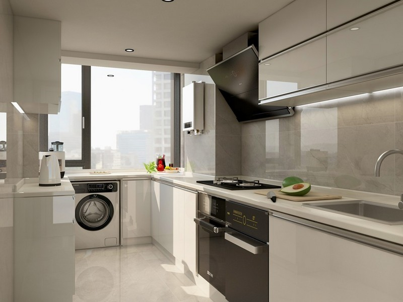 厨房小家电 厨房小家电收纳 厨房收纳设计