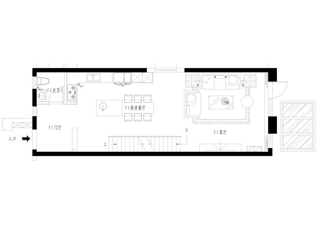 绿地珑墅300平米法式轻奢风格装修效果图装修设计理念