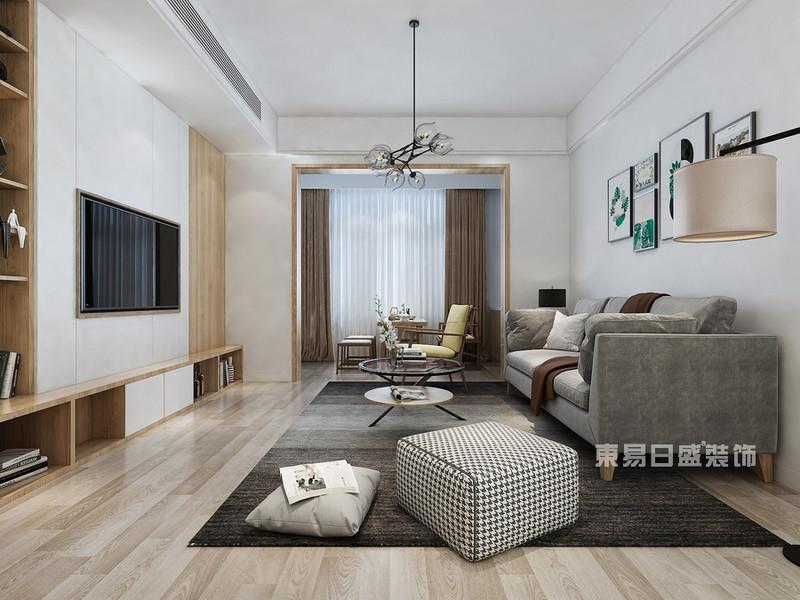客厅装修隔断技巧 让你家里多出一间房