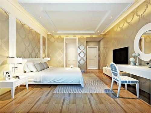 房屋装修木地板