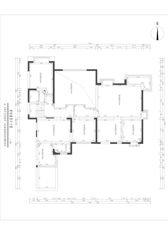 永和坊 新中式风格装修效果图 别墅 420平米装修设计理念