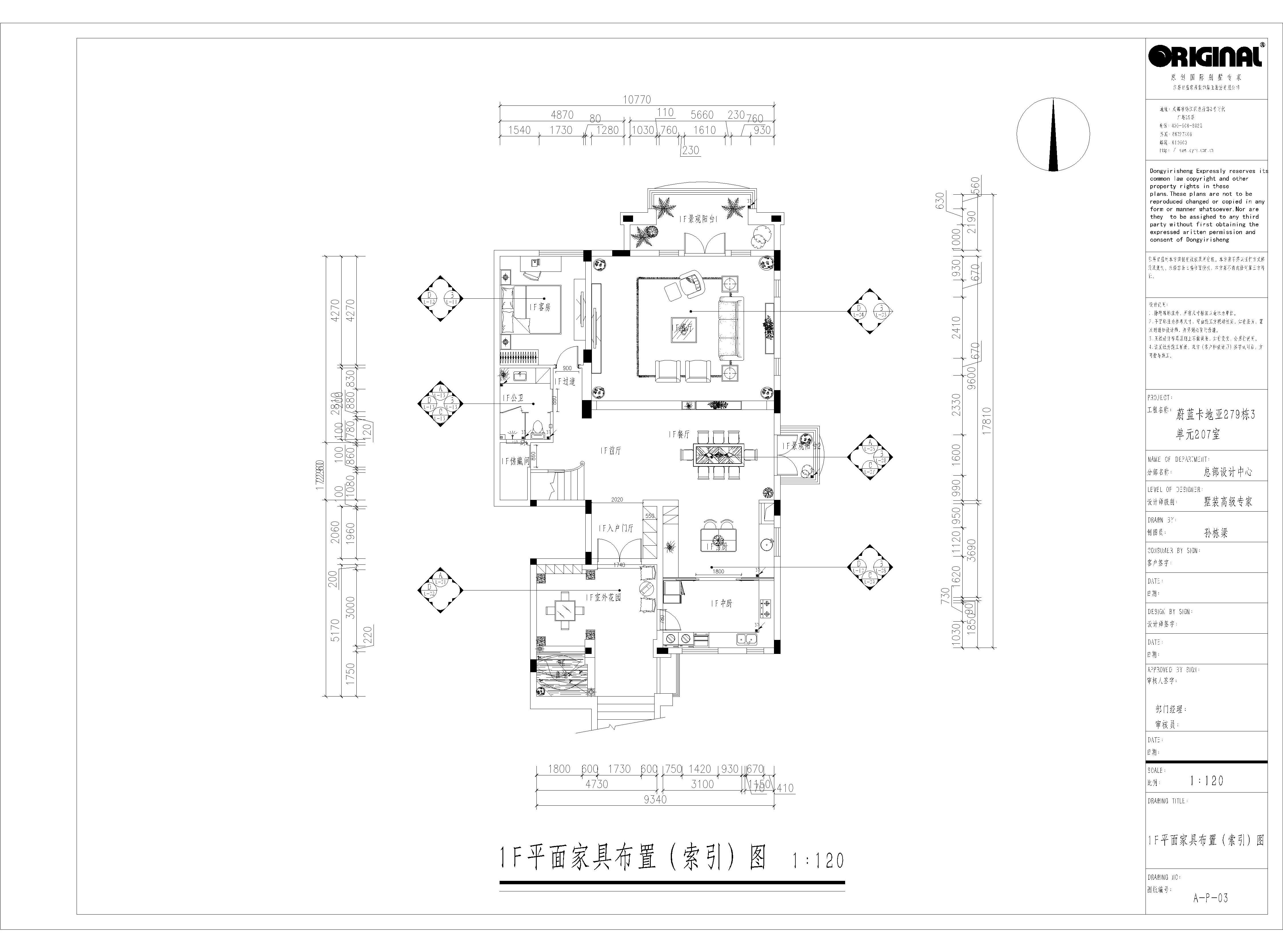 卡地亚296㎡别墅混搭风格装修效果图装修设计理念