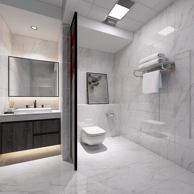 卫生间装修技巧 布局规划要设计好