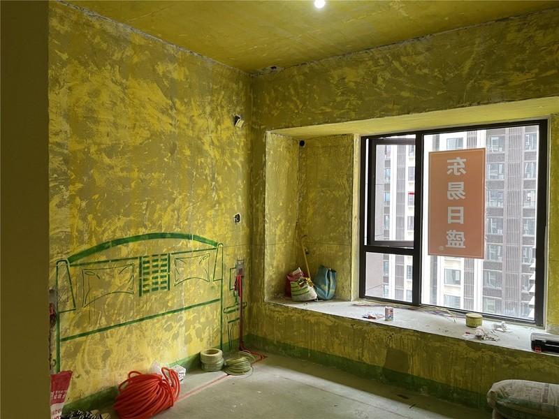 毛坯房装修墙固有必要刷吗