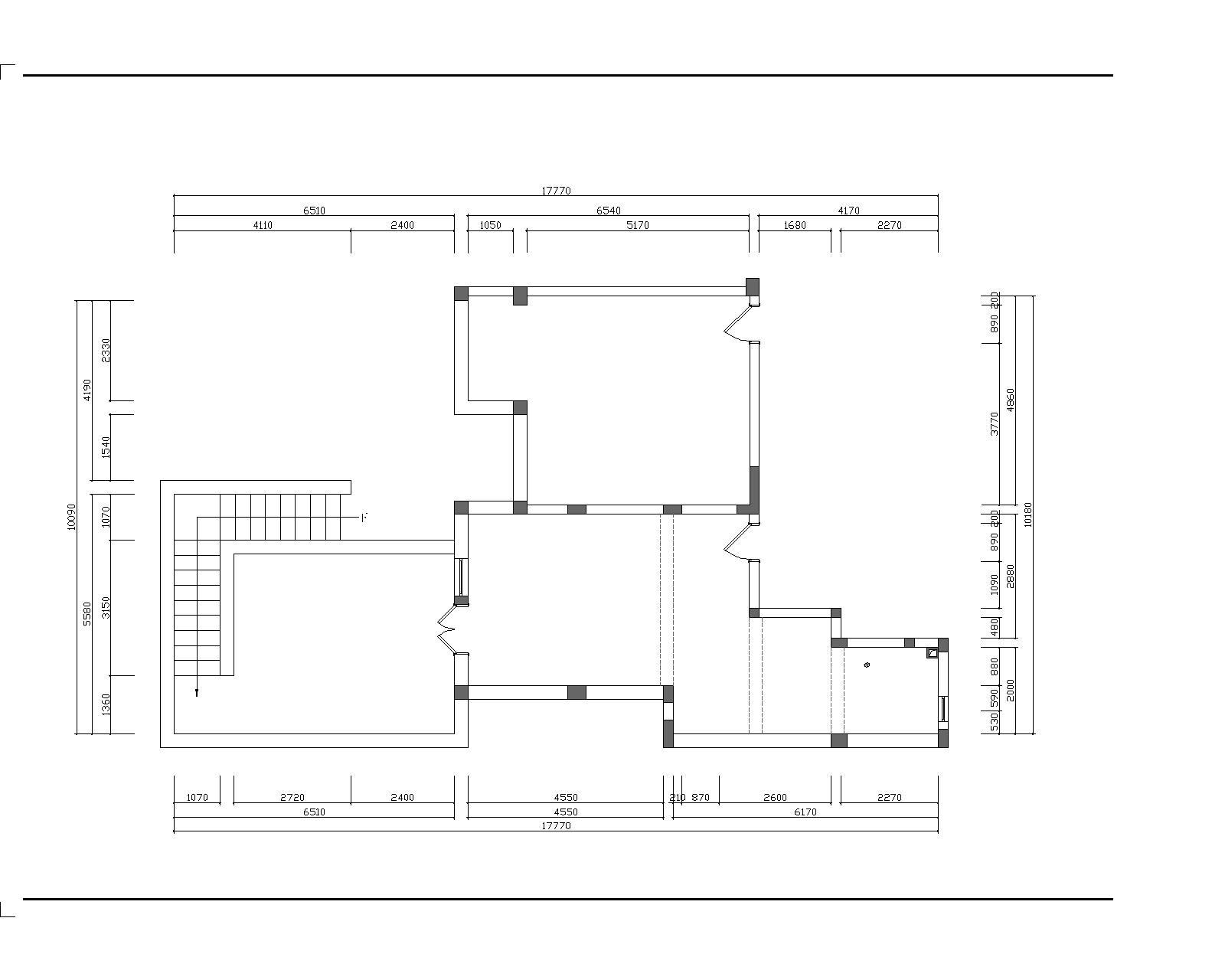 雅致主义-保定庄园洋房-220平米装修设计理念
